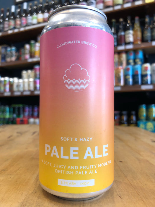 Cloudwater Pale Ale 440ml Can