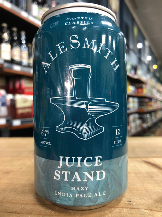 AleSmith Juice Stand Hazy IPA 355ml Can
