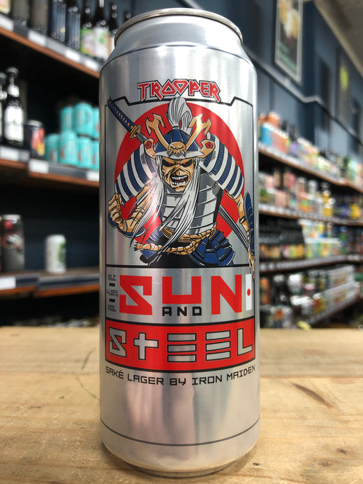 Robinsons Trooper Sun And Steel 500ml Can