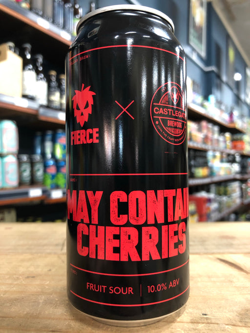 Fierce / BrewDog May Contain Cherries 440ml Can