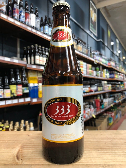 333 Premium Export Beer 355ml