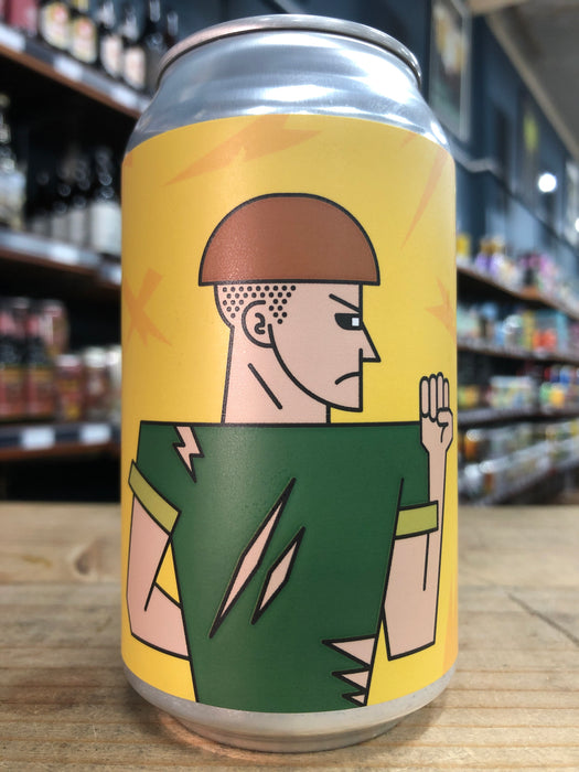 CoConspirators The Fall Guy Double Hazy IPA 355ml Can