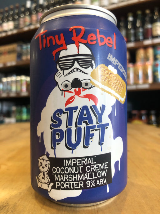 Tiny Rebel Stay Puft Imperial Coconut Creme Edition 330ml Can