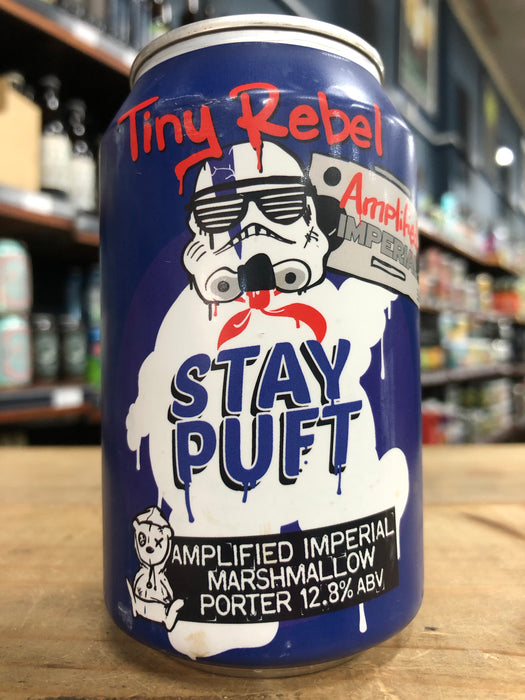 Tiny Rebel Stay Puft Amplified Imperial 330ml Can