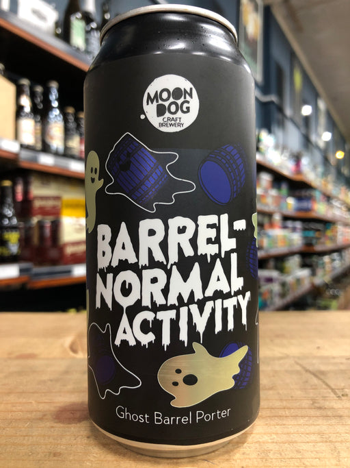 Moon Dog Barrel-Normal Activity 440ml Can