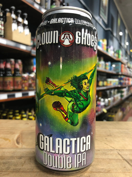 Clown Shoes Galactica Double IPA 473ml Can