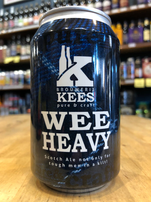 Kees Wee Heavy Scotch Ale 330ml Can