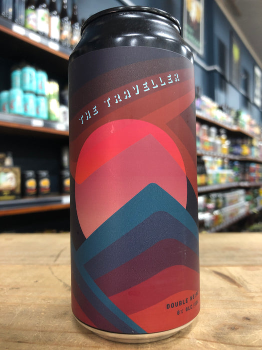 Deeds The Traveller Double NEIPA 440ml Can