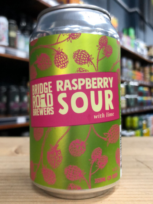 Bridge Road Raspberry Sour with Lime 355ml Can