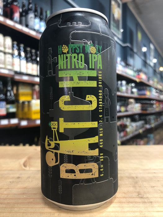 Batch Hoppsy Mosy Nitro IPA 440ml Can