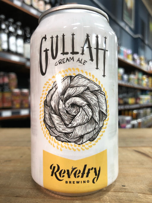 Revelry Gullah Cream Ale 355ml Can