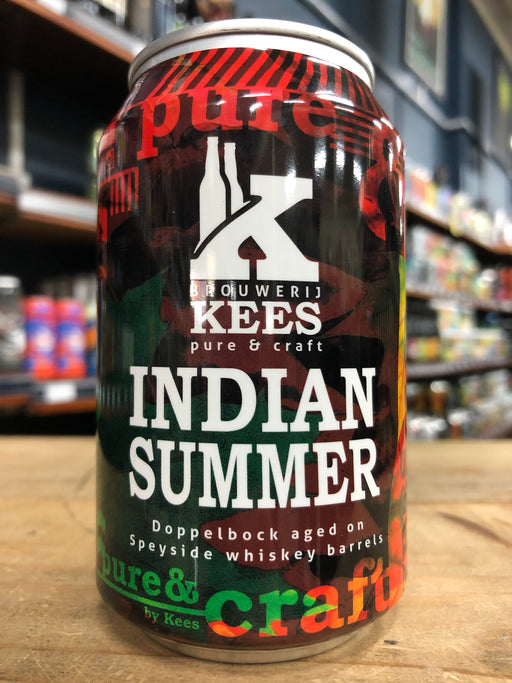 Kees Indian Summer BA Dopplebock 330ml Can