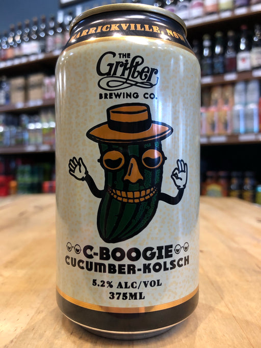 The Grifter C-Boogie 375ml Can