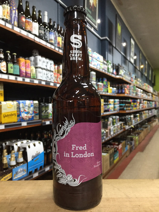 Siren / Hair of the Dog Fred in London Barley Wine 330ml