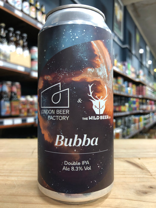 London Beer Factory Bubba DIPA 440ml Can