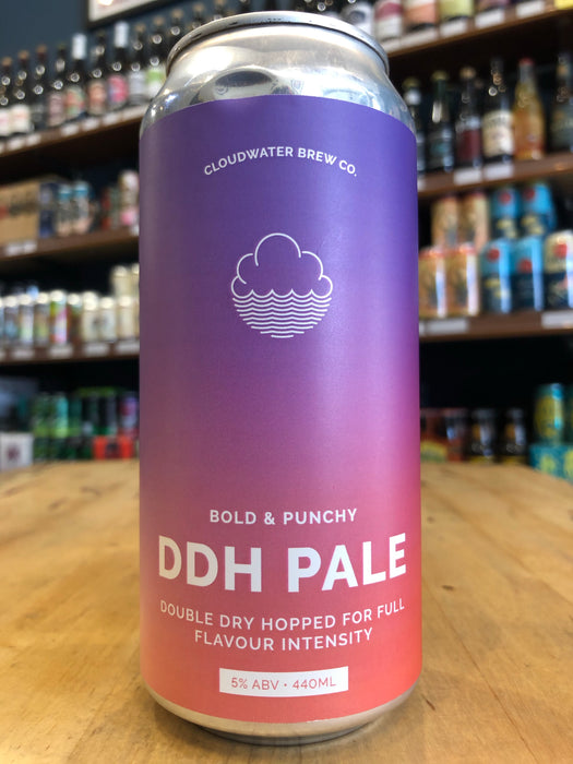 Cloudwater DDH Pale 440ml Can