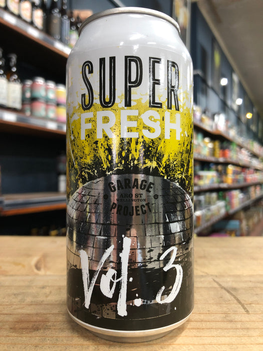 Garage Project Super Fresh Vol. 3 440ml Can