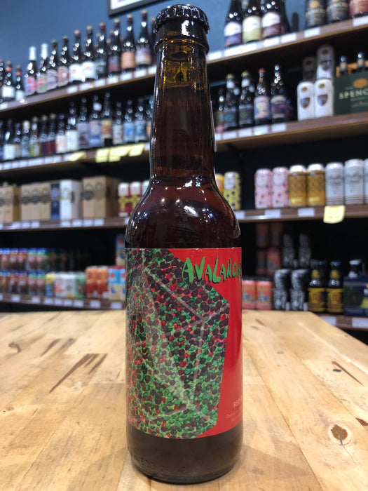 Atrium Avalanche Red IPA 330ml