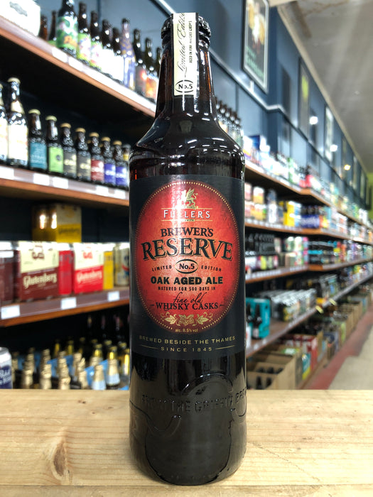 Fuller's Brewers Reserve Oak Aged Ale 500ml