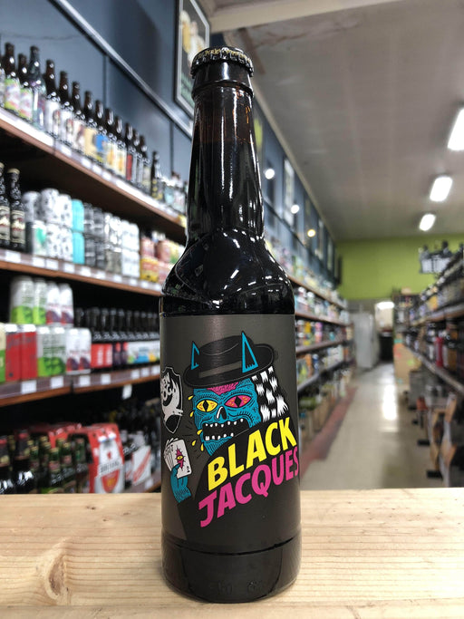 BrewDog Black Jacques Belgian Strong Ale 330ml - Purvis Beer