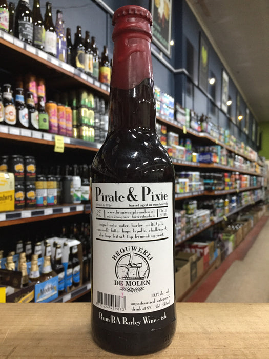 De Molen Pirate & Pixie 330ml