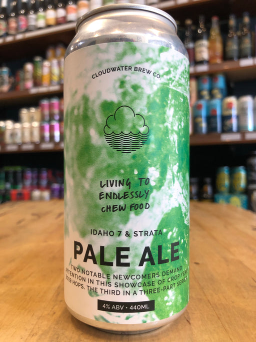 Cloudwater Living To Endlessly Chew Food 440ml Can