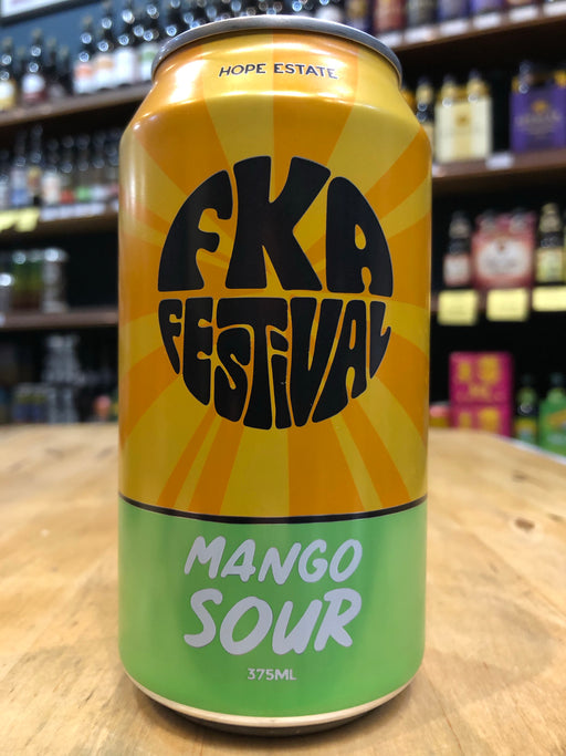 Hope FKA Mango Sour 375ml Can