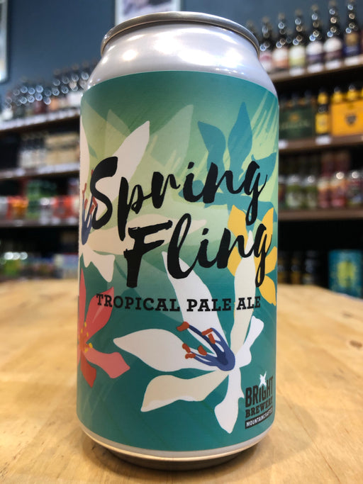 Bright Brewery Spring Fling 375ml Can