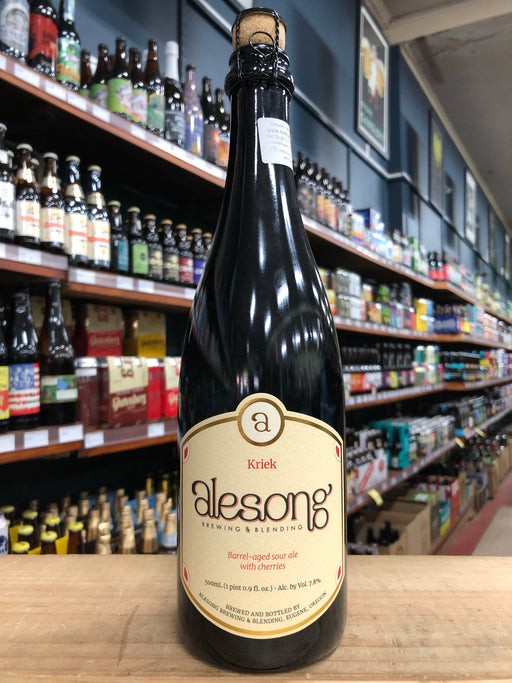 Alesong Kriek 500ml