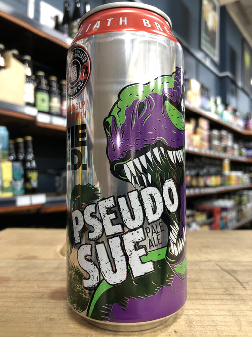 Toppling Goliath Pseudo Sue Pale Ale 473ml Can