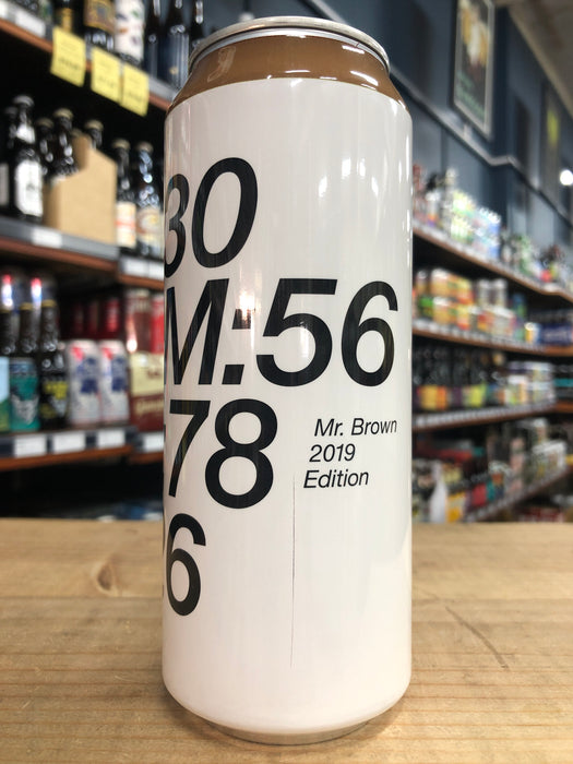 To Øl Mr Brown 2019 Edition 500ml Can