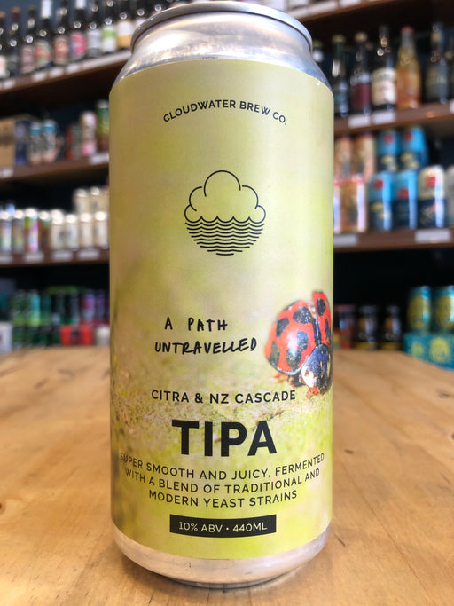 Cloudwater A Path Unravelled Triple IPA 440ml Can
