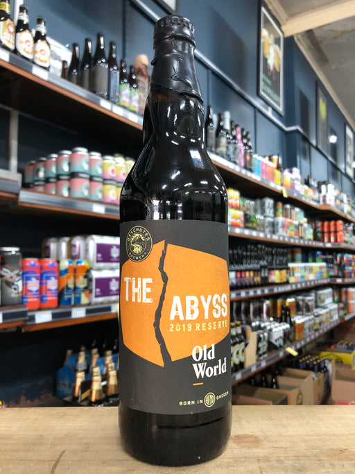 Deschutes The Abyss Old World 2019 650ml