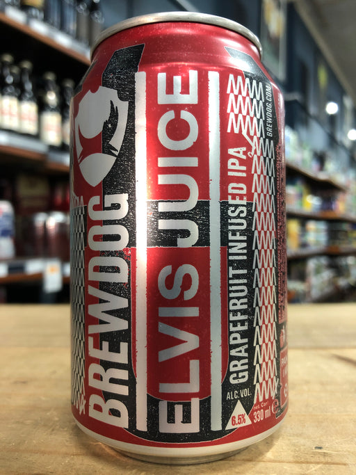 BrewDog Elvis Juice 330ml Can