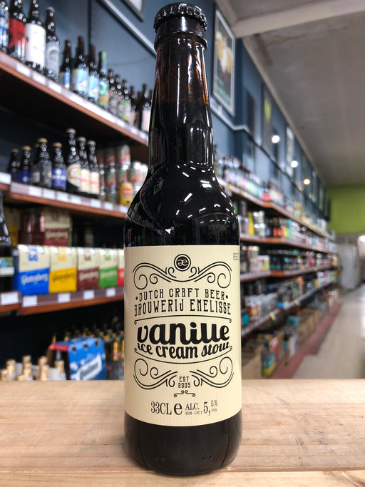 Emelisse Vanille Ice Cream Stout 330ml