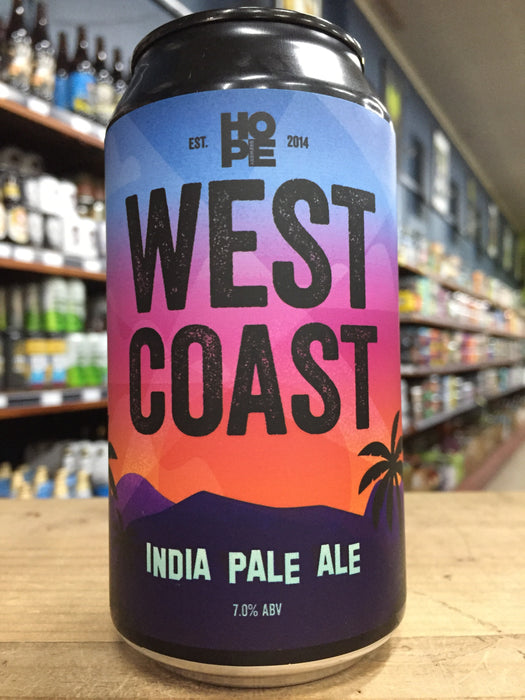 Hope West Coast IPA 375ml Can