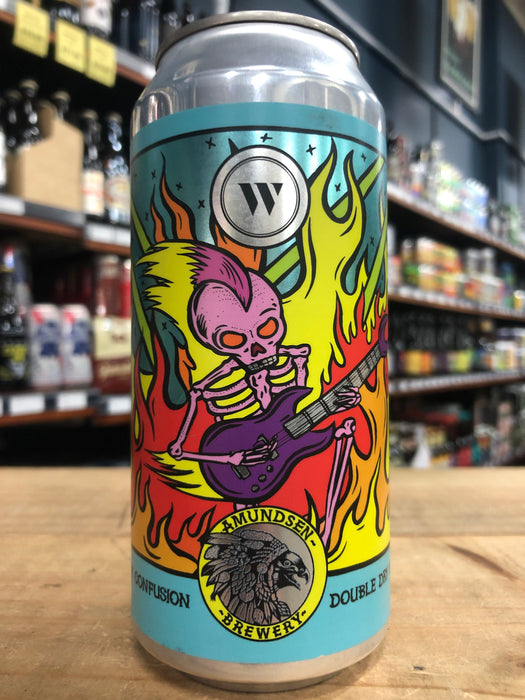 Amundsen Incendiary Confusion NEIPA 440ml Can