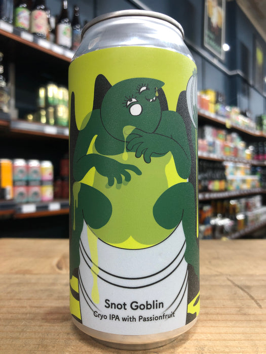 Tallboy & Moose Snot Goblin IPA 440ml Can