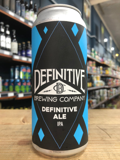 Definitive Definitive Ale 473ml Can
