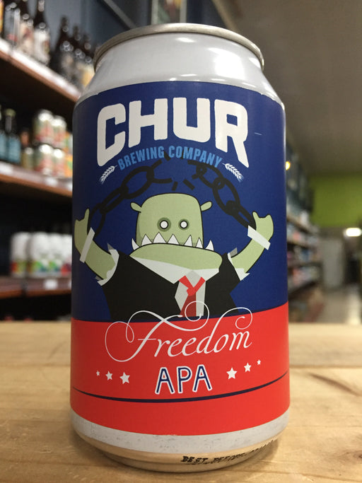 Chur Freedom APA 330ml Can