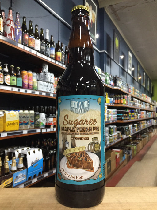 High Water Sugaree Maple PeCan Pie 650ml
