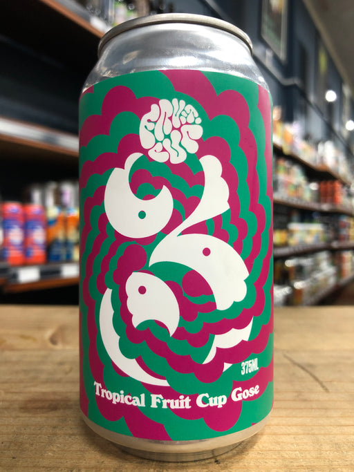 3 Ravens Tropical Fruit Cup Gose 375ml Can