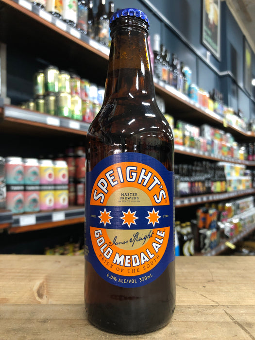 Speights Gold Medal Ale 330ml