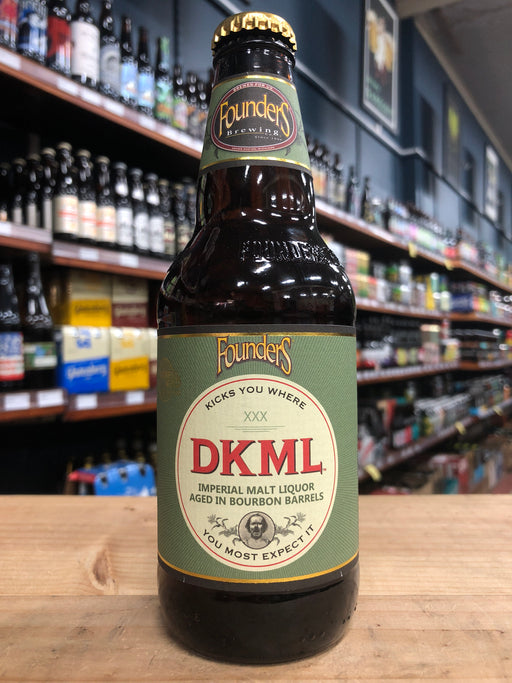 Founders DKML Bourbon Barrel-Aged Imperial Malt Liquor 355ml