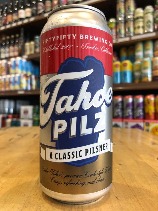 Fifty Fifty Tahoe Pilz 473ml Can