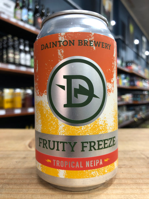 Dainton Fruity Freeze Tropical NEIPA 355ml Can
