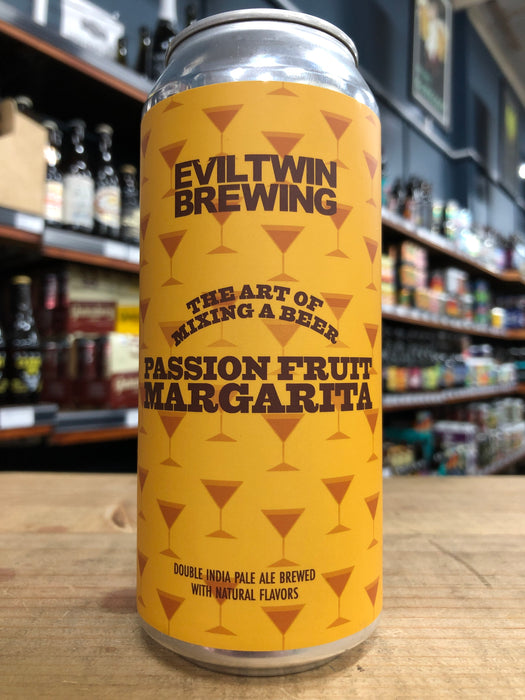 Evil Twin The Art of Mixing Beer: Passion Fruit Margarita 473ml Can