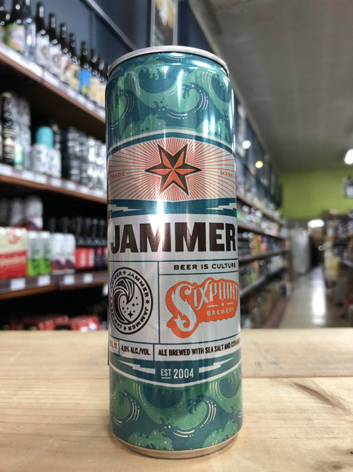 SixPoint Jammer Gose 355ml Can