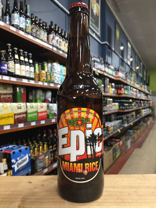 Epic Miami Rice IPA 500ml