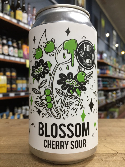 Hop Nation Blossom Cherry Sour 375ml Can
